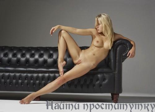 Элишева, 35 лет: анальный фистинг ей