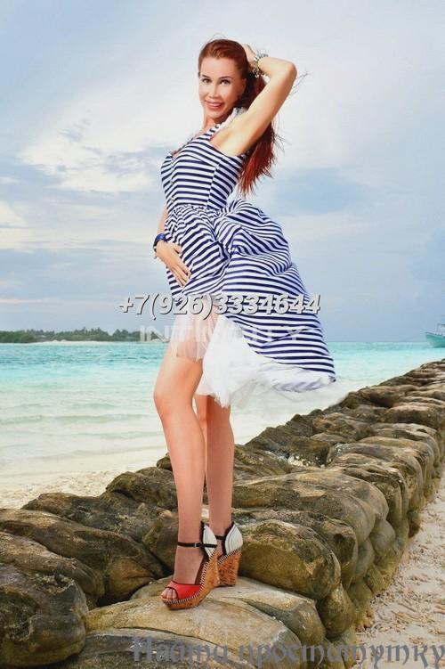 Кристинка, 26 лет - вагинальный фистинг